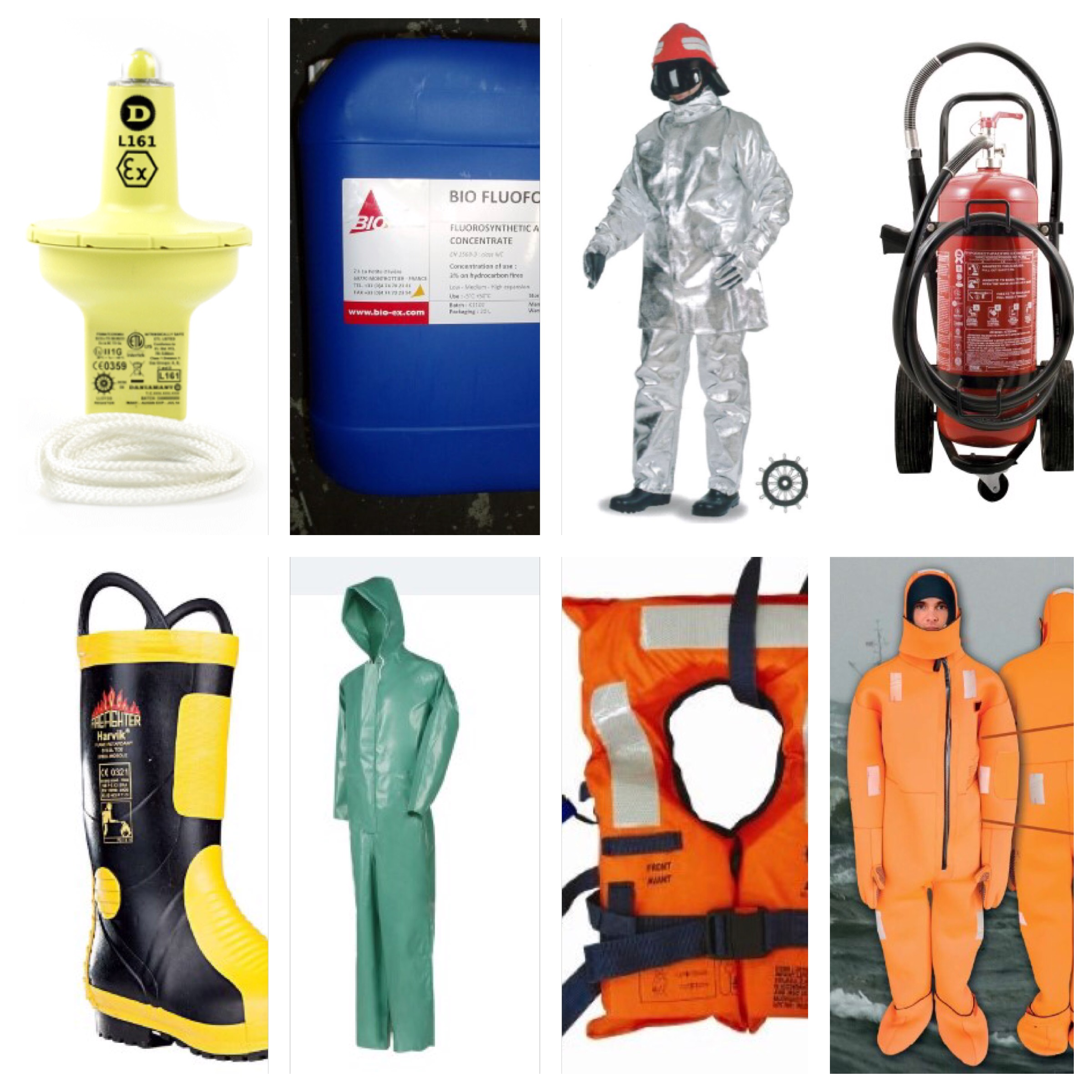 33 Safety Equipment